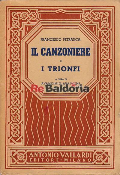 Canzoniere - I trionfi