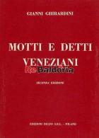 Motti e detti veneziani