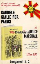 Candele gialle per Parigi