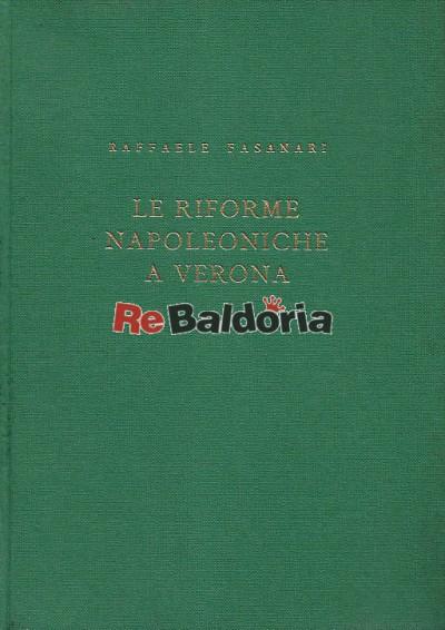 Le riforme napoleoniche a Verona
