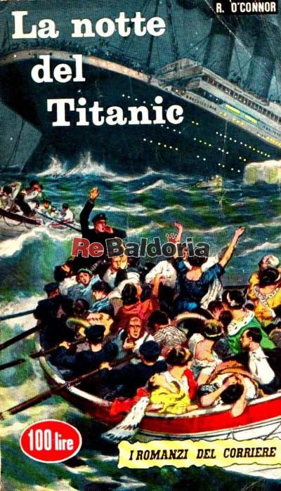 La notte del Titanic (Down to eternity)