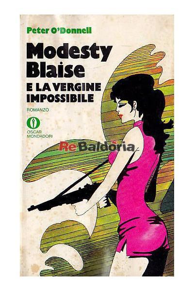 Modesty Blaise e la Vergine Impossibile