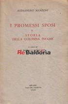 I promessi sposi e storia della colonna infame
