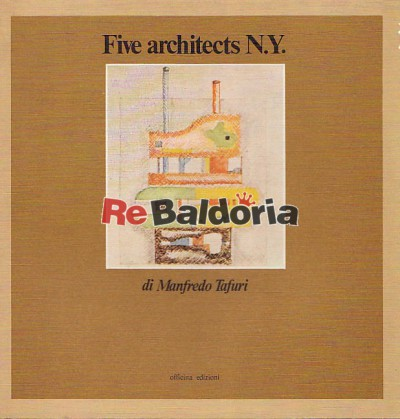 Five architects N.Y.