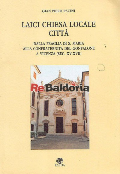 Laici chiesa locale città
