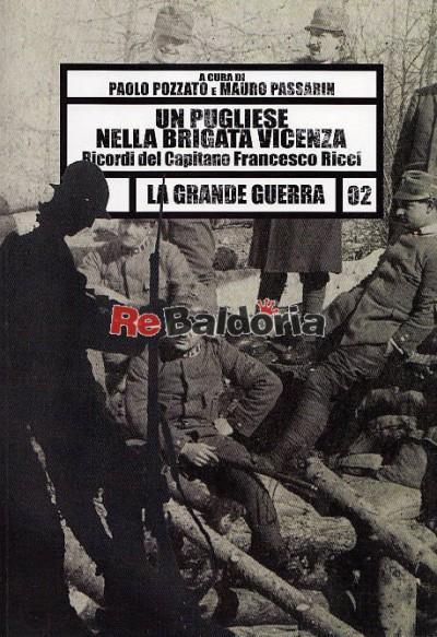 Un pugliese nella Brigata Vicenza