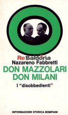 Don Mazzolari, Don Milani