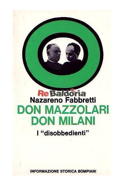 Don Mazzolari, Don Milani