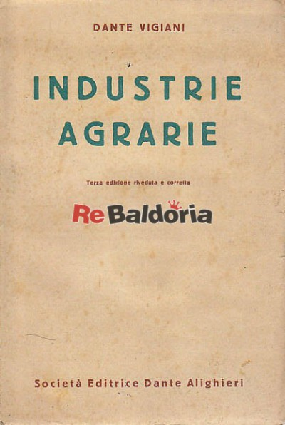Industrie agrarie