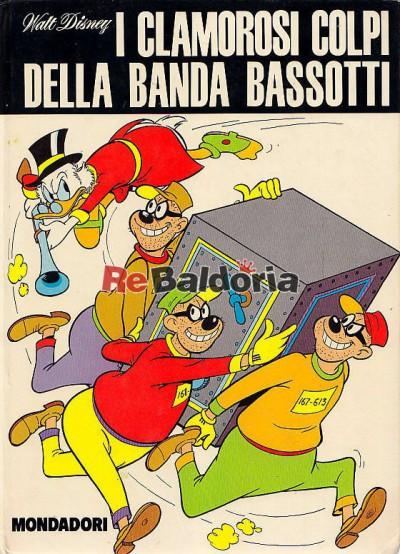 I clamorosi colpi della Banda Bassotti