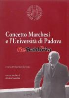 Concetto Marchesi e l'Universita di Padova
