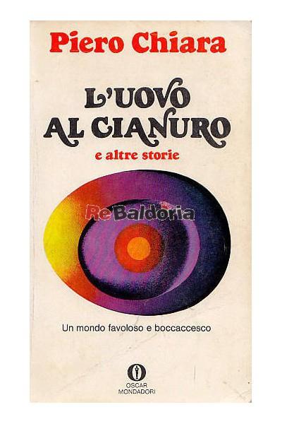 L'uovo al cianuro e altre storie
