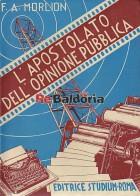 L'apostolato dell'opinione pubblica