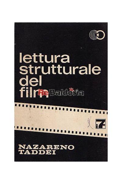 Lettura strutturale del film