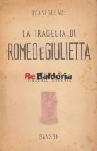 La tragedia di Romeo e Giulietta