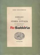 Sommario della storia d'Italia