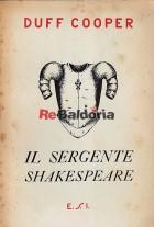 Il sergente Shakespeare