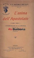 L'anima dell'apostolato