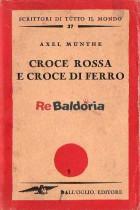 Croce rossa croce di ferro - diario di un medico in francia