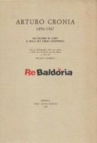 Arturo Cronia 1896 - 1967