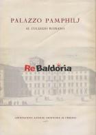 Palazzo Pamphilj al collegio romano