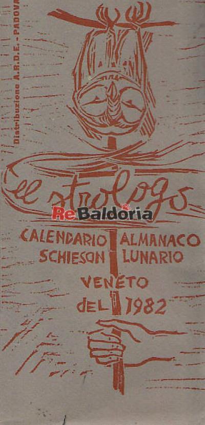 El strologo - Almanacco umoristico veneto del 1982