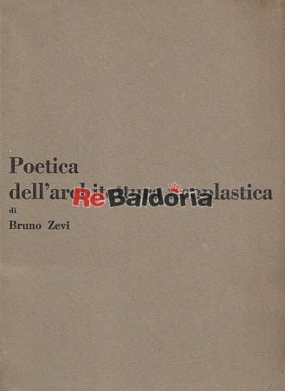 Poetica dell'architettura neoplastica