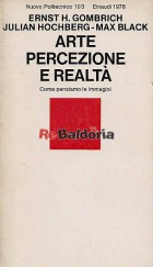 Arte percezione e realtà