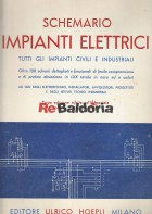 Schemario di impianti elettrici
