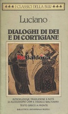 Dialoghi di dei e di cortigiane