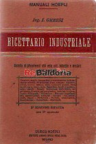 Ricettario industriale