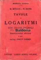 Tavole di logaritmi