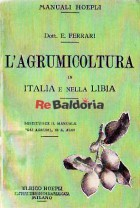 L'agrumicoltura in Italia e nella Libia