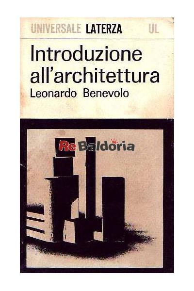 Intoduzione all'architettura