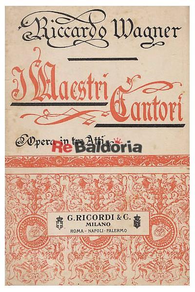 I maestri cantori di Norimberga