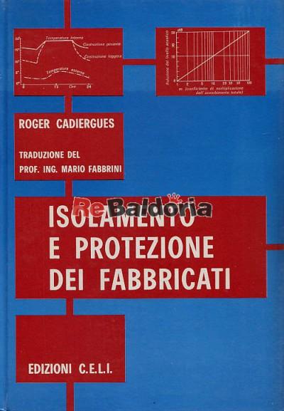 Isolamento e protezione dei fabbricati