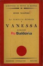 La famiglia Herries, Vanessa
