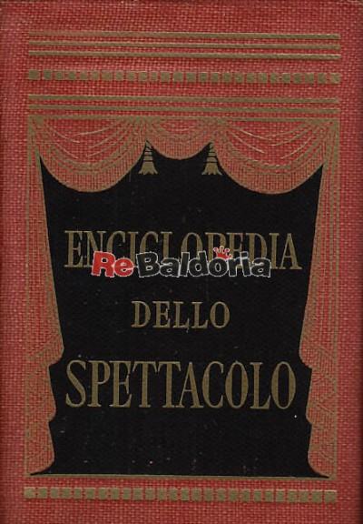 Enciclopedia dello spettacolo