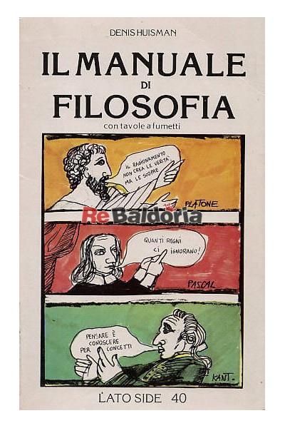 Il manuale di filosofia