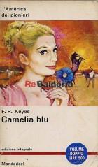 Camelia blu