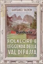 Folklore e leggenda della Val di Fassa