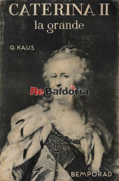 Caterina II